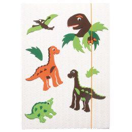 ROTH Zeichnungsmappen-Bastelset Dino, DIN A3