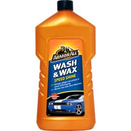 ARMOR ALL WASH & WAX Speed Shine, 1 Liter
