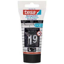 tesa Montagekleber für Mauerwerk und Stein, 125 ml Tube