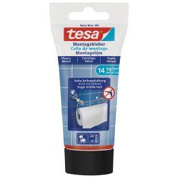 tesa Montagekleber für Fliesen und Metall, 125 ml Tube