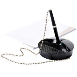 Fellowes Standkugelschreiber, schwarz