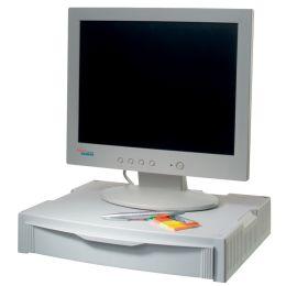 HAN Monitorständer/Druckerständer MONITOR STAND, lichtgrau