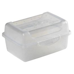 keeeper Brotdose luca, Click-Box micro, transparent