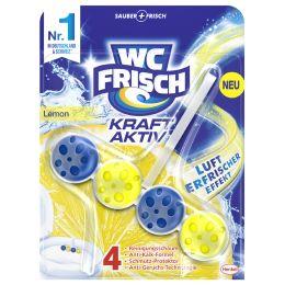 WC Frisch KRAFT AKTIV WC-Duftspüler Lemon