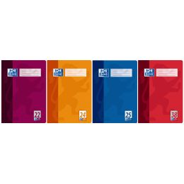 Oxford Schulheft, DIN A4, Lineatur 26 / kariert, 16 Blatt