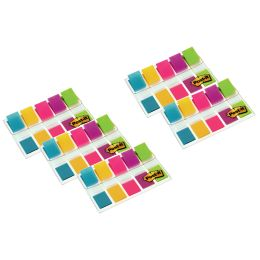 Post-it Haftmarker Index Mini, 11,9 x 43,2 mm, Vorteilspack