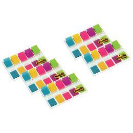 Post-it Haftmarker Index Mini, 11,9 x 43,2 mm, Vorteilspack