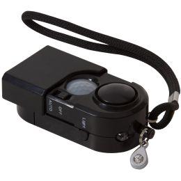 LogiLink Personen-/Panikalarm mit PIR Sensor & Licht,schwarz