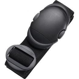 JSA Gepäckgurt, Polyester, schwarz