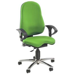 Topstar Bürodrehstuhl Sitness 10, apfelgrün