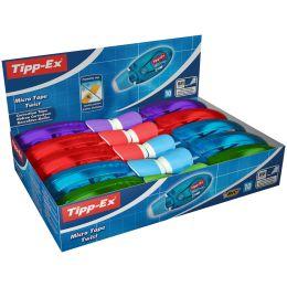 Tipp-Ex Korrekturroller Micro Tape Twist, Display