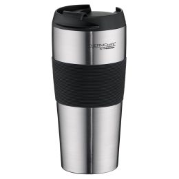 THERMOS Isolierbecher THERMOPRO, 0,4 Liter, silber matt