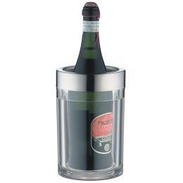 alfi Aktiv-Flaschenkühler CRYSTAL, transparent klar