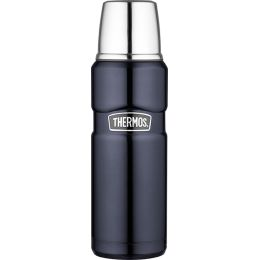 THERMOS Isolierflasche STAINLESS KING, 0,47 Liter, blau
