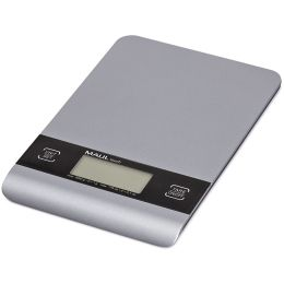 MAUL Briefwaage MAULtouch, Tragkraft: 5.000 g, silber