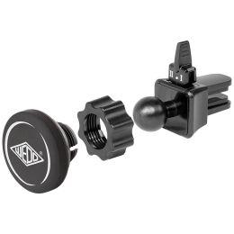 WEDO Smartphone-KFZ-Magnethalter Dock-it, schwarz