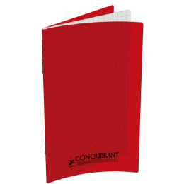 CONQUERANT CLASSIQUE Notizheft 90 x 140 mm, kariert,48 Blatt