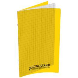 CONQUERANT CLASSIQUE Notizheft 110 x 170 mm,kariert,48 Blatt