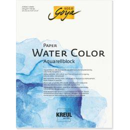 KREUL Künstlerblock SOLO Goya Paper Water Color, 180x240 mm