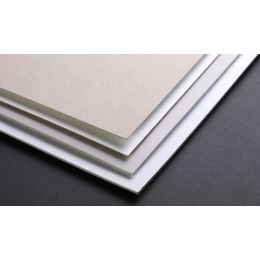 Clairefontaine Graupappe, (B)500 x (H)650 mm, 600 g/qm