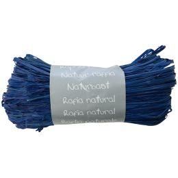 Clairefontaine Raffia-Naturbast, tiefblau