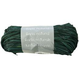 Clairefontaine Raffia-Naturbast, lorbeergrün