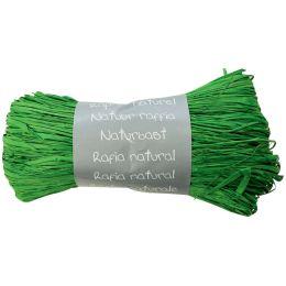 Clairefontaine Raffia-Naturbast, tannengrün