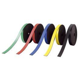 nobo Magnetbandstreifen, (B)10 mm x (L)5 m, schwarz