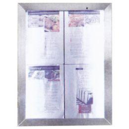 Securit Standfuß für Schaukasten LED Classic