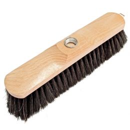 Peggy Perfect Besen, Holz lackiert, Naturhaar