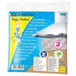 Peggy Perfect Dunstflachfilter, mit Wechselhandschuh