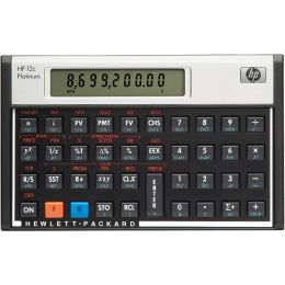 hp Finanzrechner hp 12c Platinum