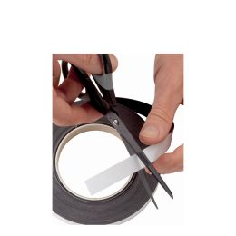 MAUL Magnetband, 10 mm x 10 m, Dicke: 1 mm, weiß