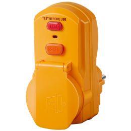 brennenstuhl Personenschutz-Adapter BDI-A-2 30 IP 54