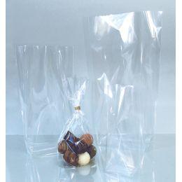 folia Bodenbeutel, Maße: (B)115 x (H)190 mm, transparent