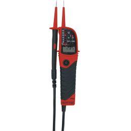 HEYTEC Spannungsprüfer, für 12 - 690 Volt, mit LED-Licht
