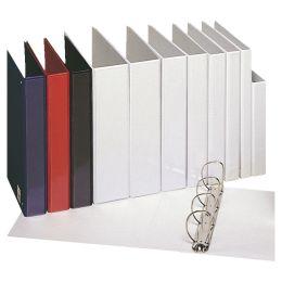Esselte Präsentations-Ringbuch Essentials, A4, weiß, 4 Rund-