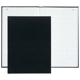 EXACOMPTA Geschäftsbuch Registre, 350 x 225 mm, 200 Seiten