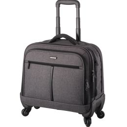 LIGHTPAK Business Notebook-Trolley PHOENIX, grau
