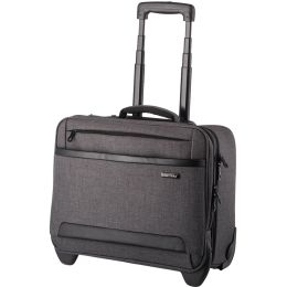LIGHTPAK Business Notebook-Trolley ARKON, Polyester, grau
