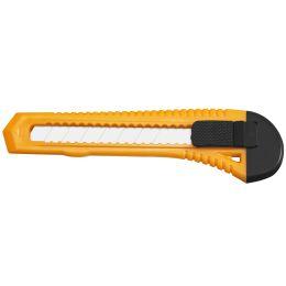 WESTCOTT Cutter Office, Klinge: 18 mm, blau / schwarz
