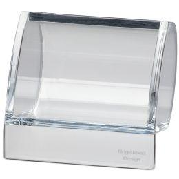 MAUL Klammernspender Acryl, glasklar, Stärke: 5 mm
