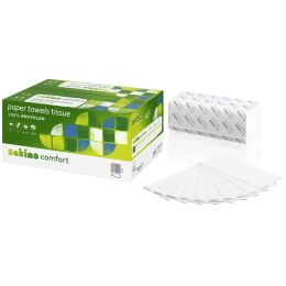 satino by wepa Handtuchpapier Comfort, 250 x 230 mm