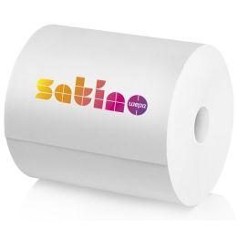 satino by wepa Putzrolle Comfort, 2-lagig, hochweiß, 525 m
