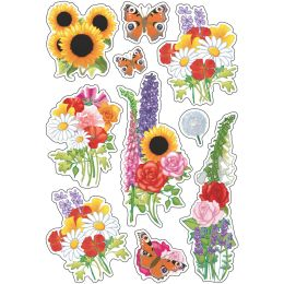 HERMA Sticker DECOR Moderne Blumen