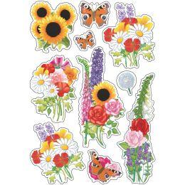 HERMA Sticker DECOR Moderne Blumen