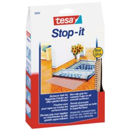tesa Stop-it Anti-Rutschmatte, 800 mm x 1,5 m, beige