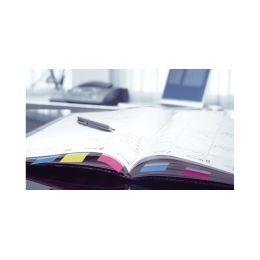Post-it Haftmarker Index, 25,4 x 43,2 mm, rot