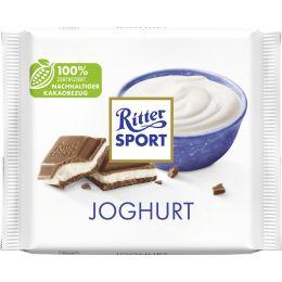 Ritter SPORT Tafelschokolade JOGHURT, 100 g