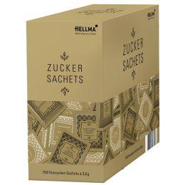 HELLMA GOLDLINE Zucker-Sachets, im Karton